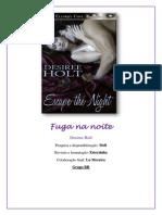 Desiree Holt - Fuga Na Noite