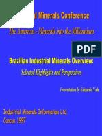 Ind Min in Brazil 1997