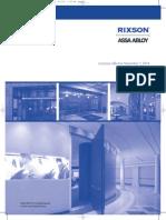 Rixson Price Book November 2014
