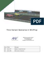 Time Variant Scenarios