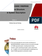 HUAWEI BSC6000V900R008 Hardware Structure