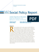 social policy report