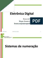 Capítulo 1 - Sistemas de Numeração