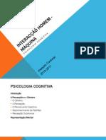 02 O Homem PsicologiaCognitiva