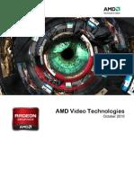 AMD Video Technologies