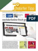 Vorchdorfer Tipp 2014-09