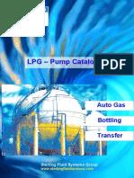 LPG Pump Catalogue