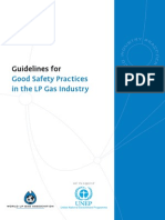 Safety Practices in the LPG Gas Industry
