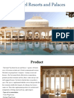 Taj Hotel Resorts and Palaces