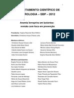 AnemiaFerroprivaSBP(2012)