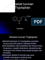 Alkaloid Turunan Tryptophan_Isoprenoid