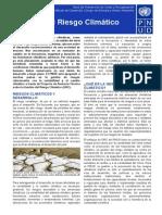 Gestion Del Riesgo Climatico