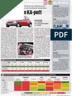 AutoBild Ford Рейтинг Надёжности
