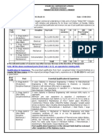 Www.paradiprefinery.in Iocl Recruitment Advertisement