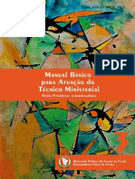 Manual de Atuação Do Técnico Ministerial