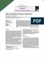 Influence of Cryoprotectant on Motility and Abnormality of Baung (Mystus Nemurus) Spertmatozoa