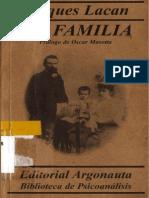 Lacan La Familia (1)