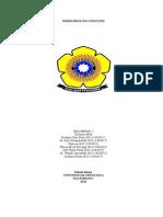 Cover Depan Tugas Mendeskripsikan Cara Menangani Keracunan Dan Iritasi Di Dalam Laboratorium