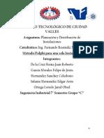 Metodo Delphi Documento