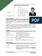 Juan Carlos Renteria Ani Cv