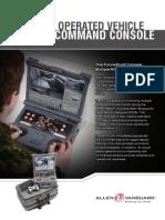 Consola Control Remoto