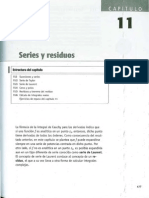 Series y Residuos
