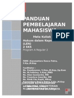 Panduan Pembelajaran LEN Reg2(2013)