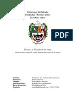Seminario de Lit. Iberoamericana. Tomas Fadel.