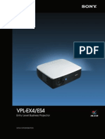 8031-Sony Vplex4 and Vples4