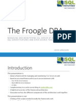 the froogle dba