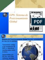 GPS Sistema Posicionamiento Global