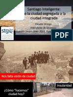 Presentación Summit Smart Cities Chile 2014 Claudio Orrego