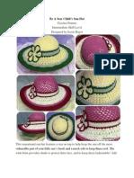 sun hat pattern crochet