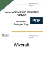 wizcraft analysis