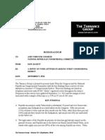 Tarrance Group Poll for Andy Tobin (R) in AZ-01