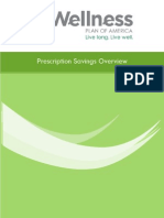 Wellness Plan of America 2014 - Prescription Savings Program Overview - WPA Final