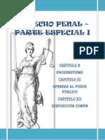 Derecho Penal - Parte Especial