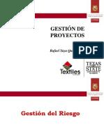 Sem. 9 Cap. 8 Gestión del Riesgo.pptx