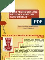 Perfil Profesional Del Obstetra Basado en Competencias