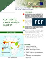 MESA Continental Environmental Bulletin