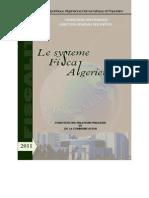 LE Systeme Fiscal ALGERIEN 2011LFC
