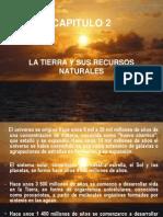 La Tierra y Sus Recursos Naturales