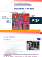 Jerarquia Del Sistema de Memoria
