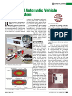 RFID Based Automatic Vehicle Parking System