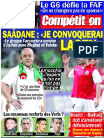 Edition du 10 12 2009