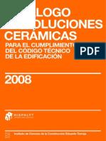 Catálogo Soulciones Cerámicas · Hispalyt