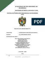 FLUIDOS - Laboratorio Nº 2 Para Copiar Formato