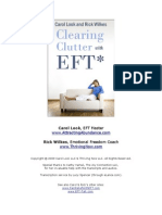 Clearing Clutter With EFT Bonus