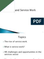 Hrm & Service Work Hrmt 5314