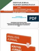 Presentasi Jurnal Menkep Inos 2014